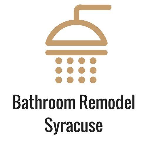 bathroom remodel syracuse logo